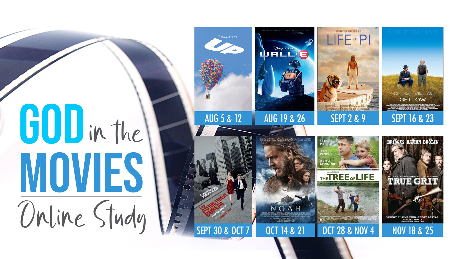 God in the Movies Study (Online)