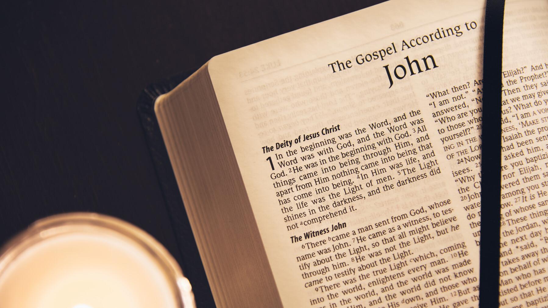 The Gospel According to John Study (Online)