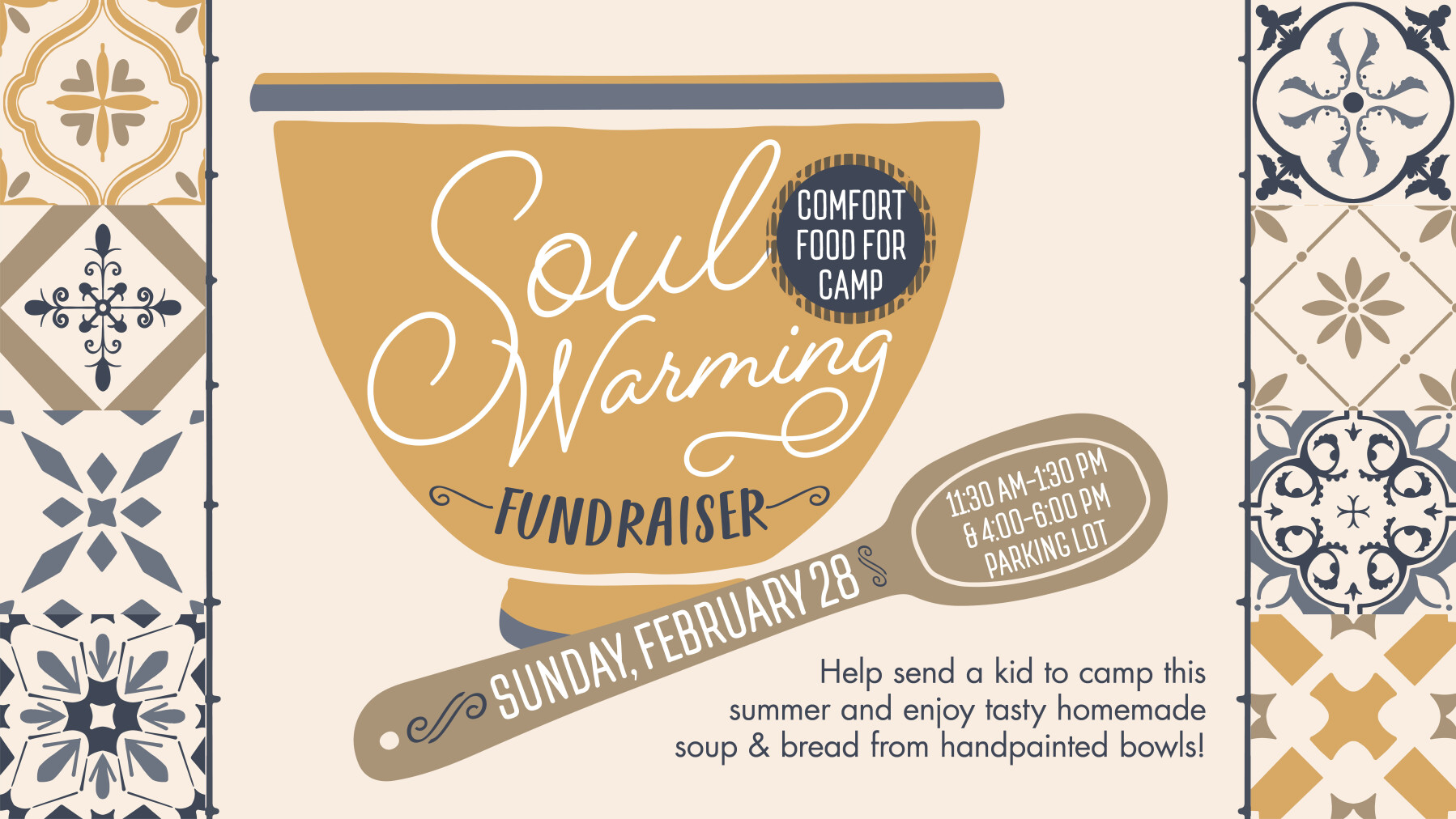 Soul Warming Fundraiser